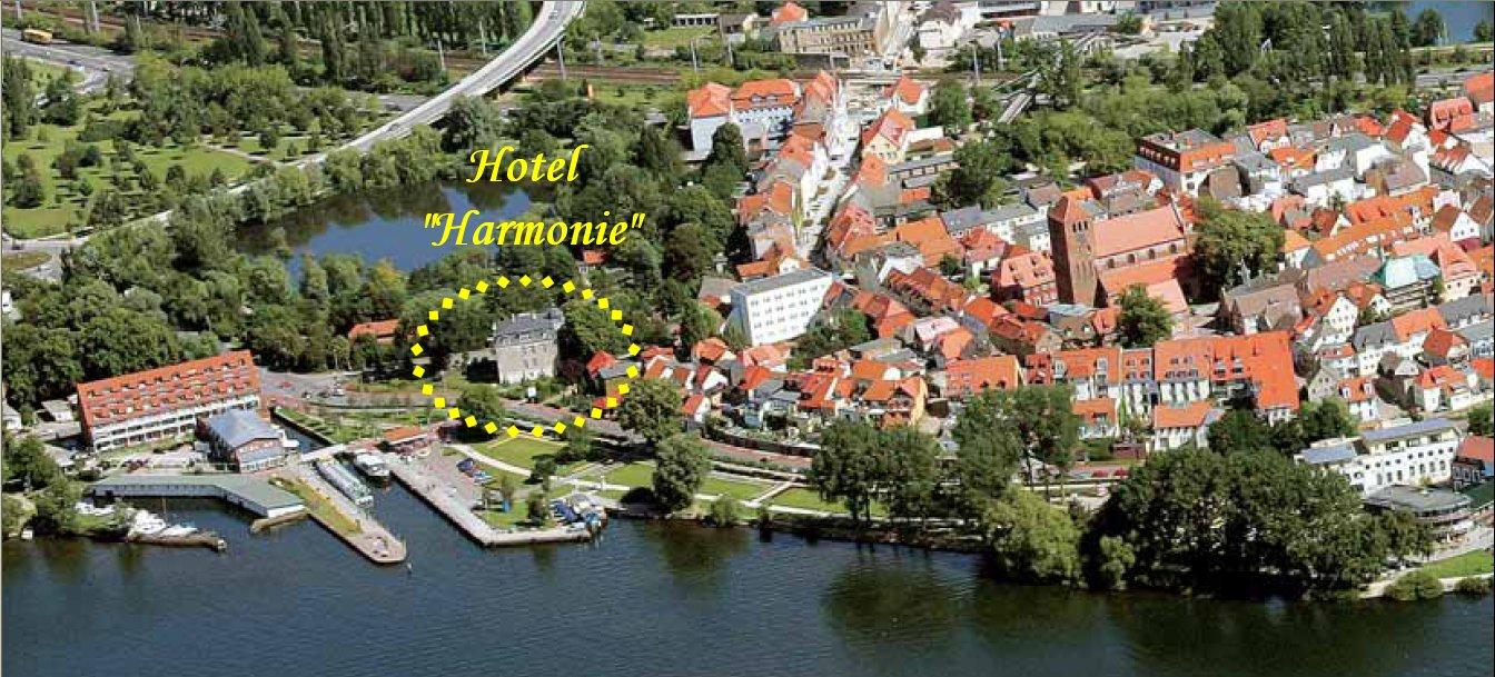 Hotels Pensionen In Waren Muritz
